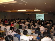 Briefing session on entering college, 2010