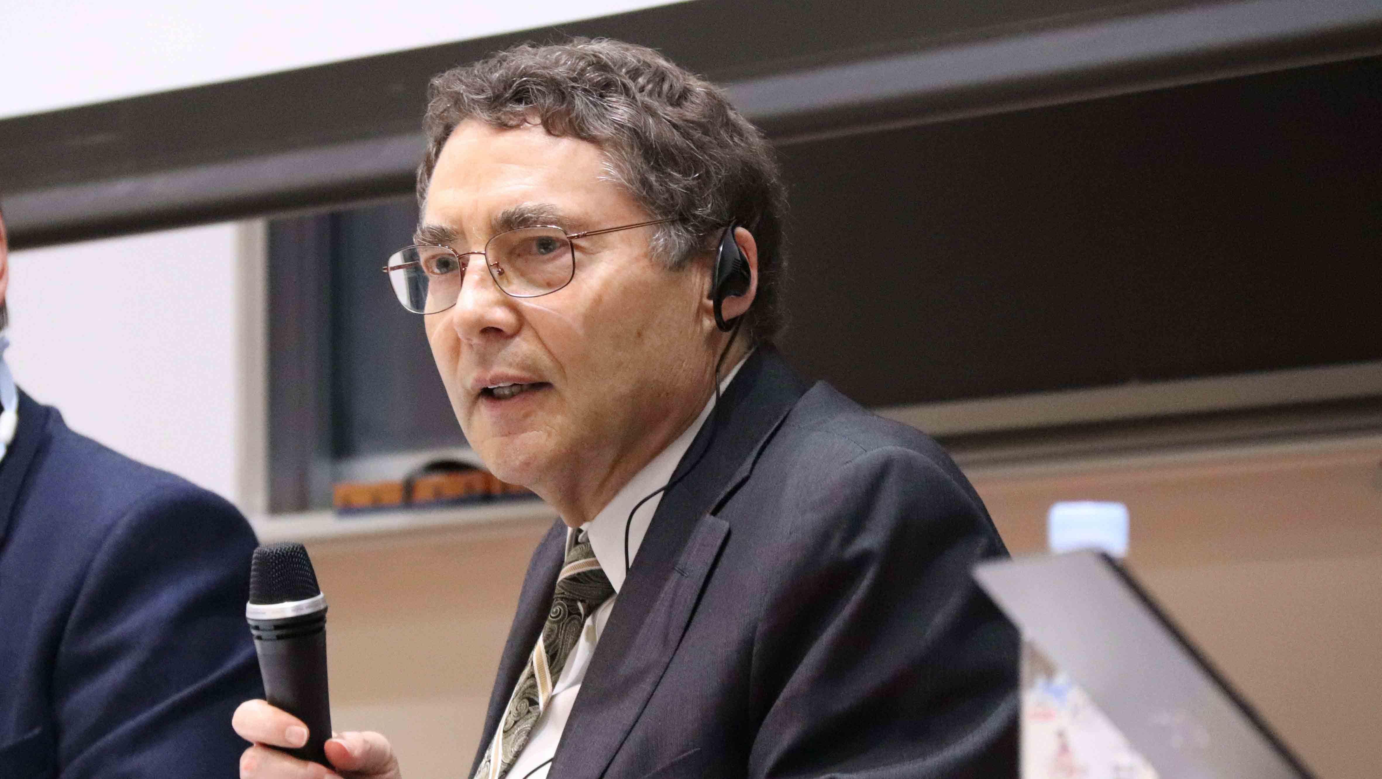 国際シンポジウム「ノーベル賞受賞者が主導した科学・技術教育の科学的変革ーカール・ワイマン博士とインペリアル・カレッジ・ロンドンの取組ー」