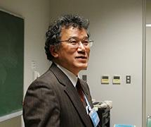 大学教員のキャリアステージについて語る羽田教授
